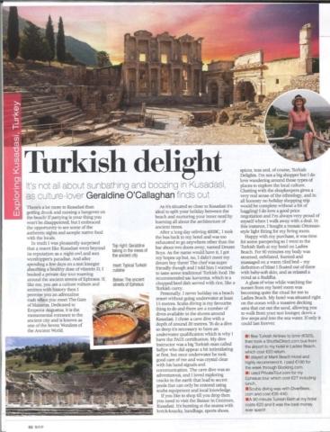 Kusadasi, Turkey for RSVP Magazine