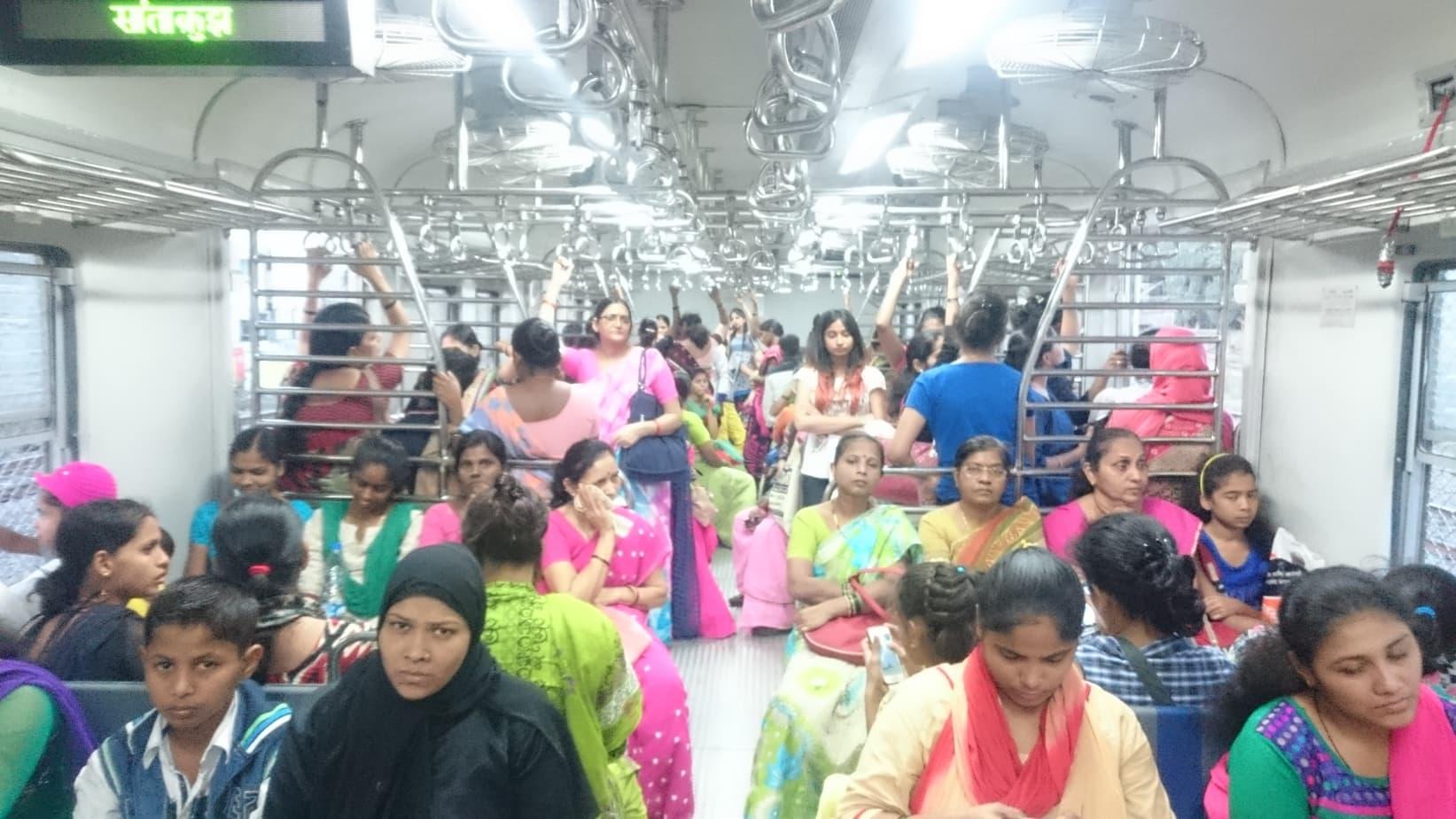 Mumbai Trains