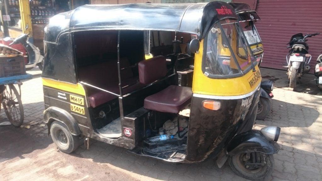 Rickshaw Mumbai