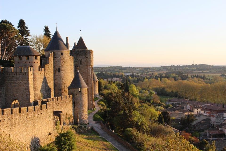 la cite carcassonne