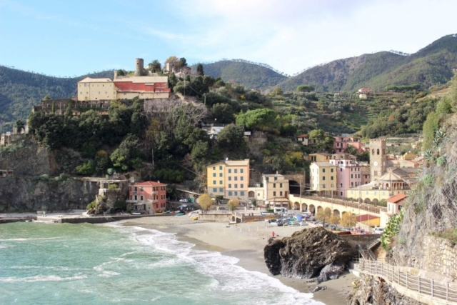 View of Monterosso