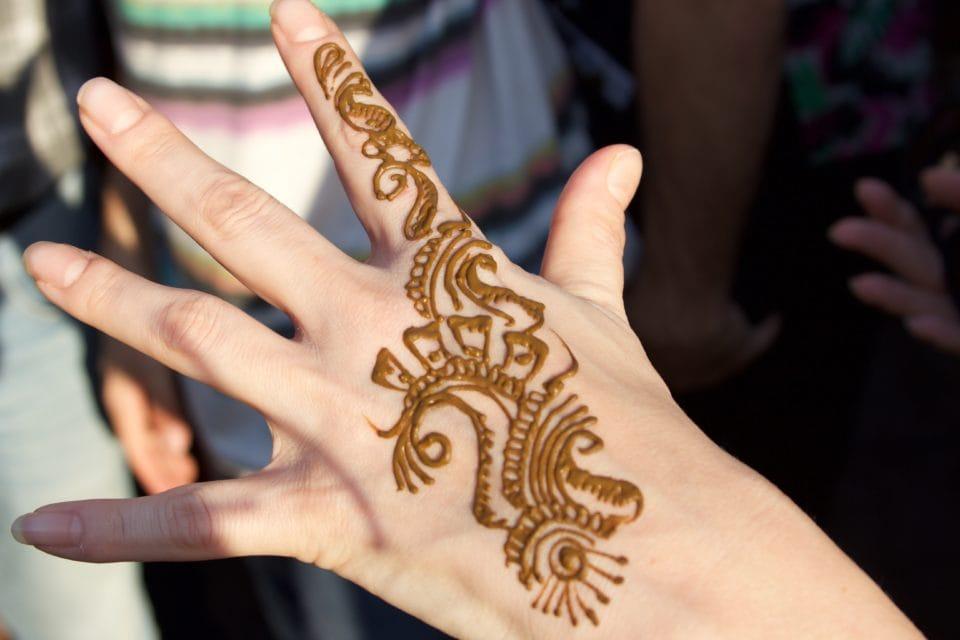 Henna Art Mumbai
