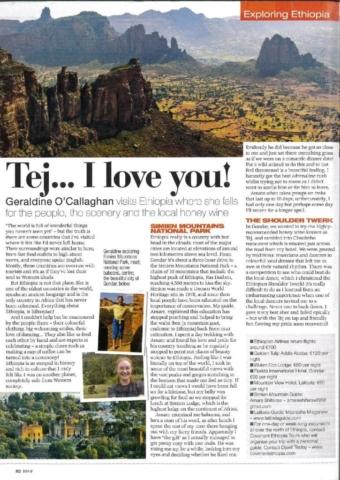 Ethiopia for RSVP Magazine