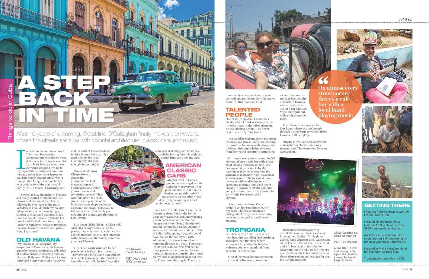 Havana Cuba Travel Review