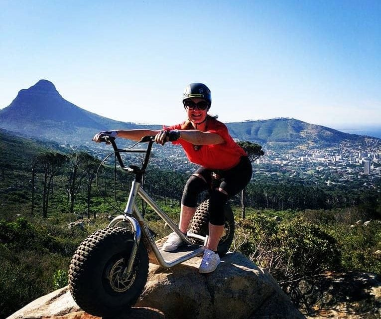 Scoot Tours Cape Town
