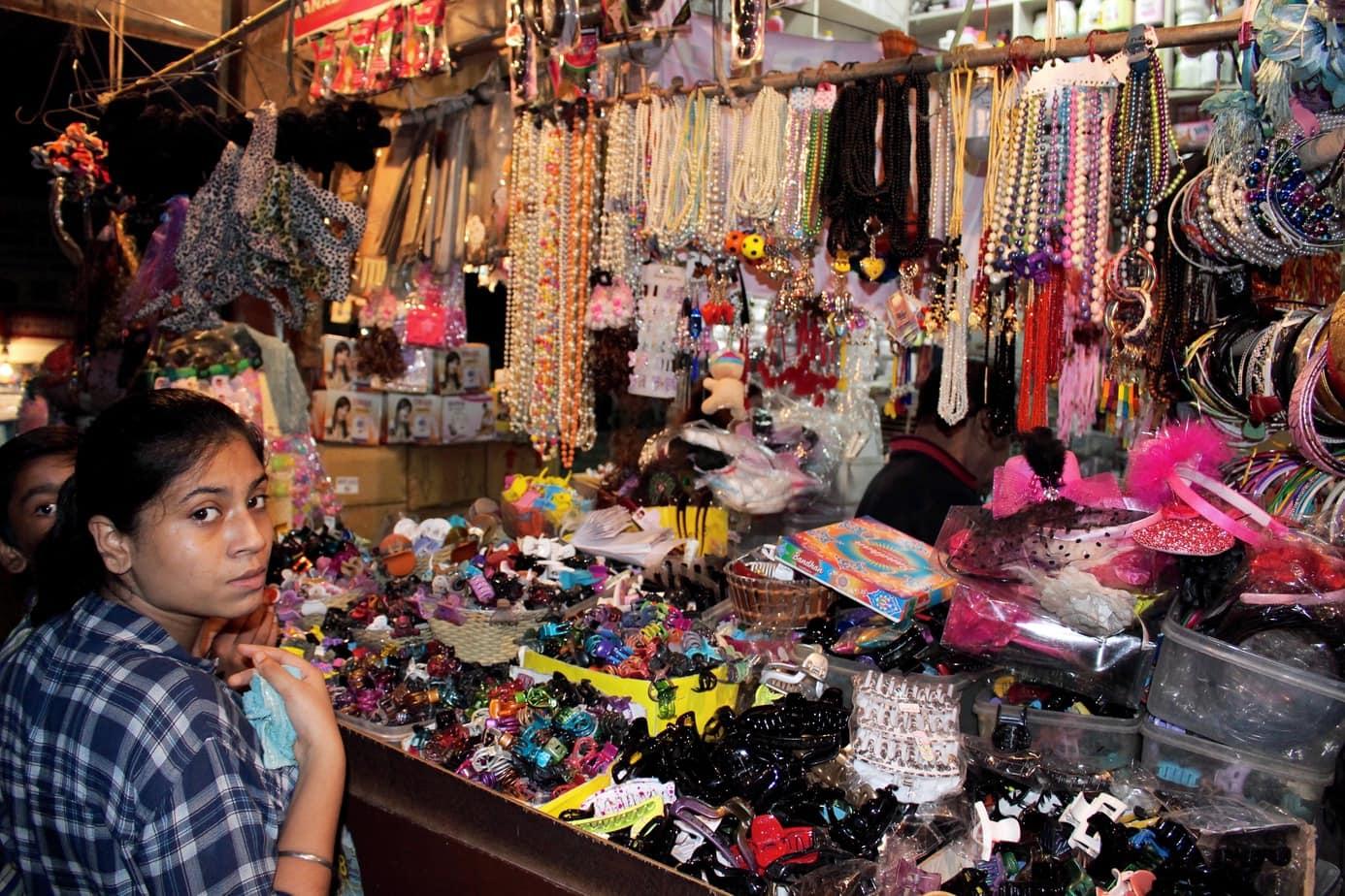 Chandni Chowk Market Delhi