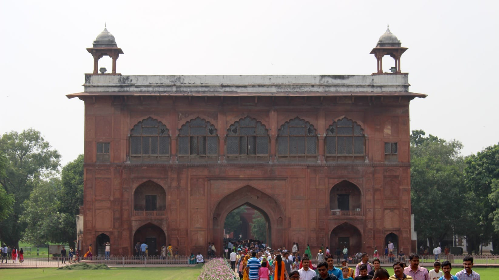 Inside Red Fort Delhi