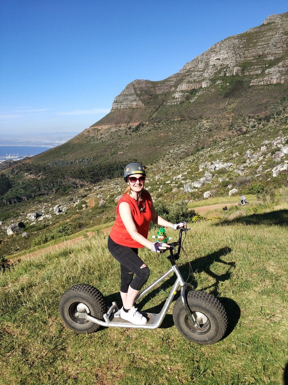 Scooting Table Mountain