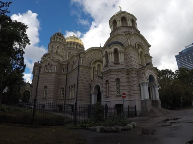 Orthodox Church Riga