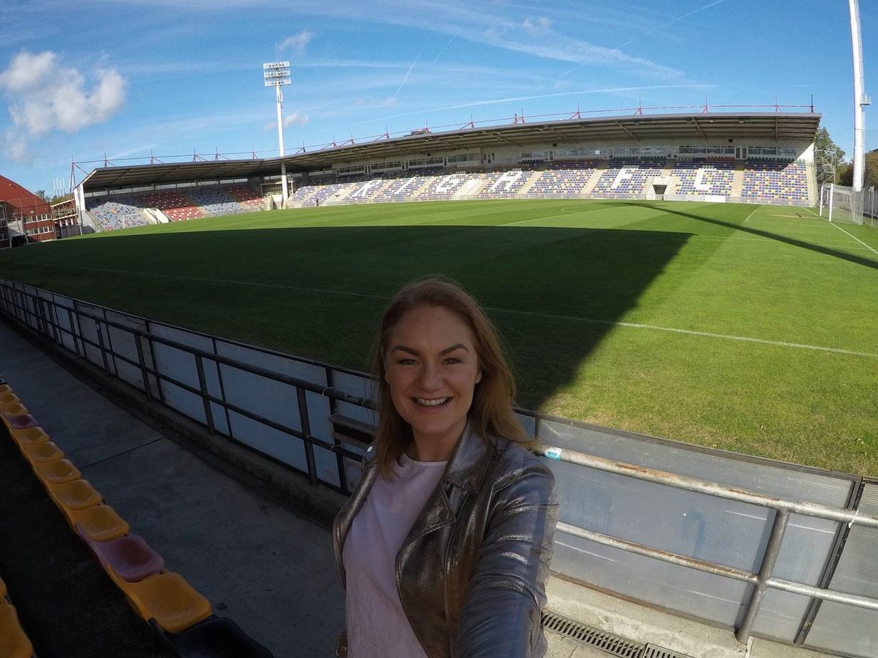 Skonto Stadium Riga