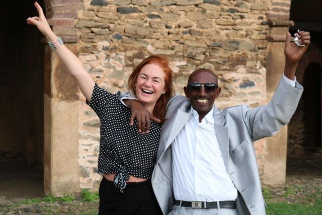 New best friend - Ethiopia