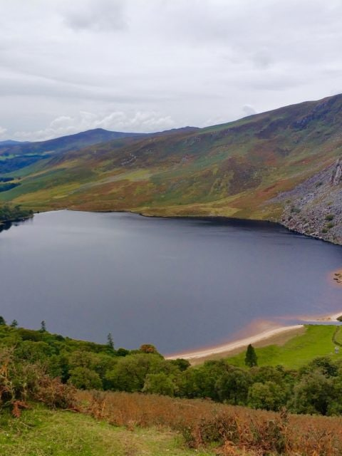 Lough Tay AKA Guinness Lake