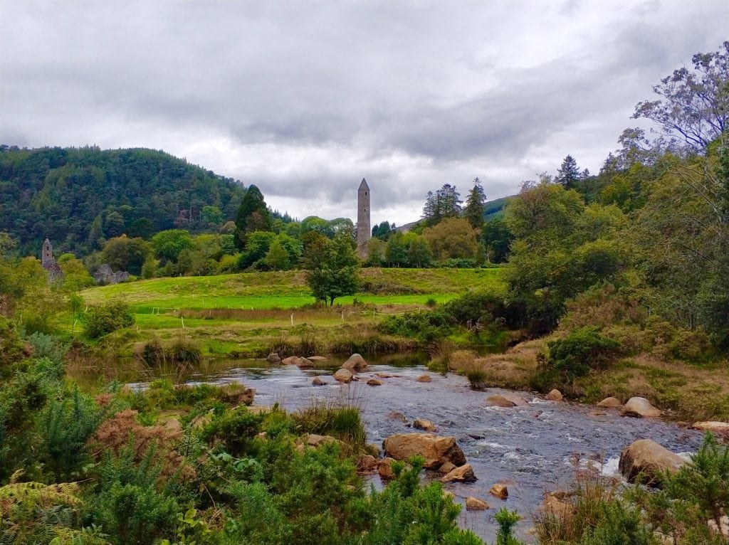Round Tower of Glendalough