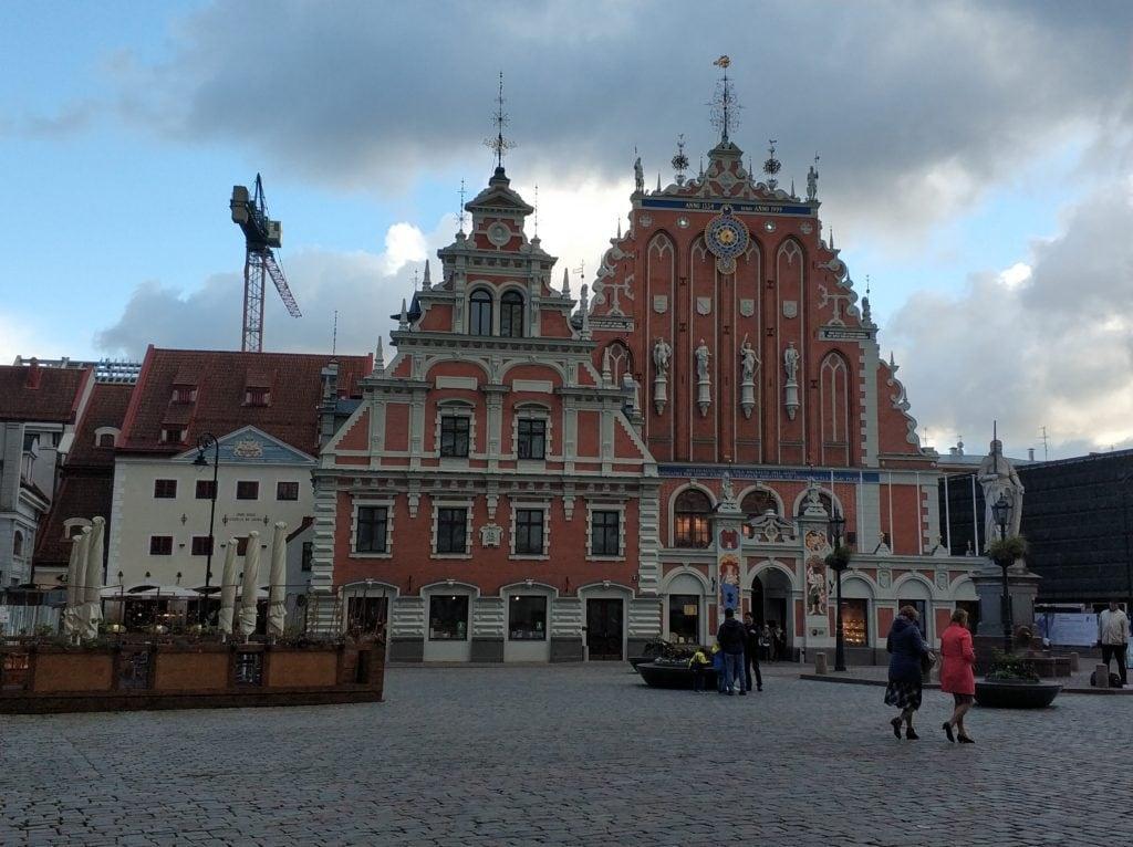 Old City Riga Latvia