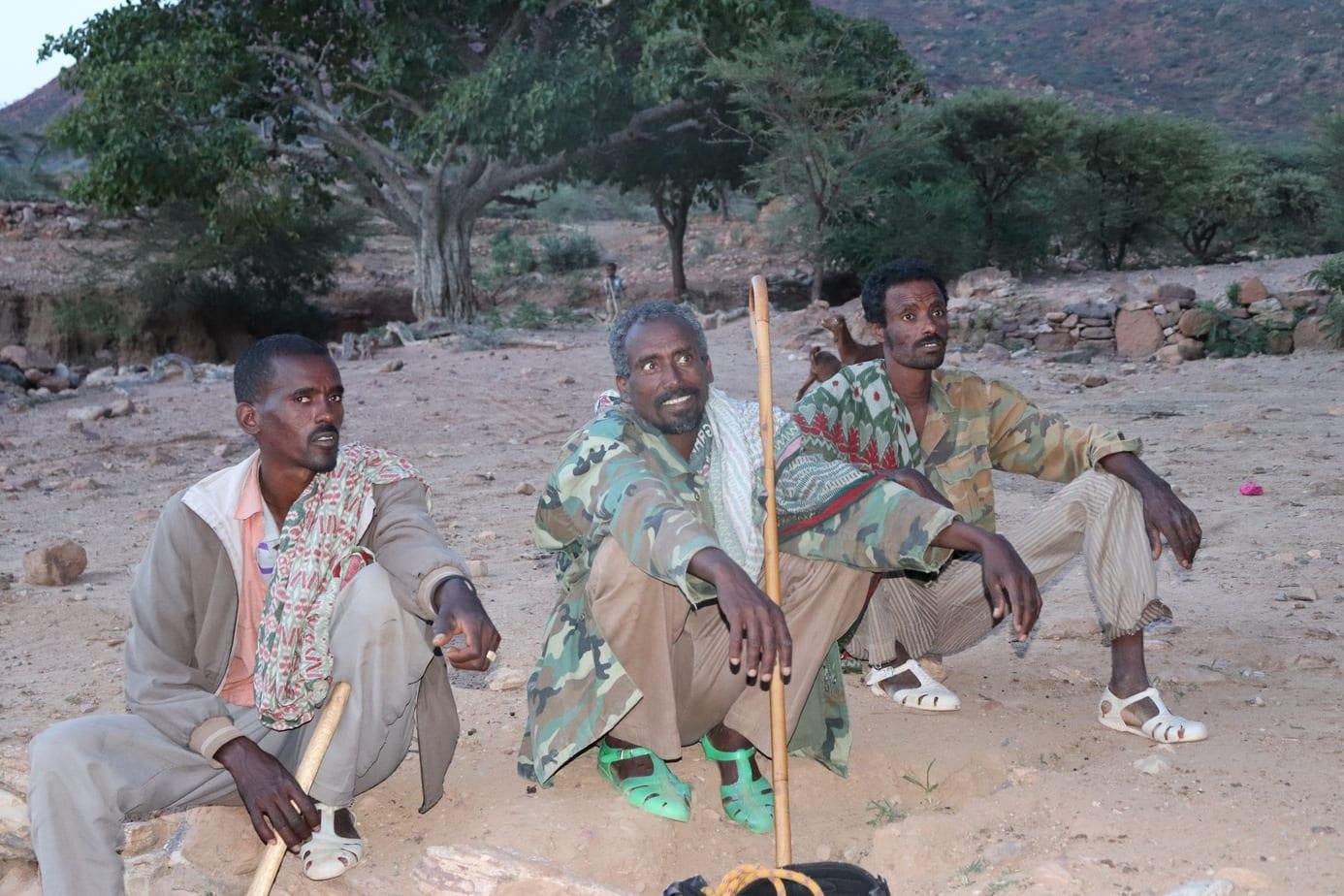 Mountain guides Ethiopia