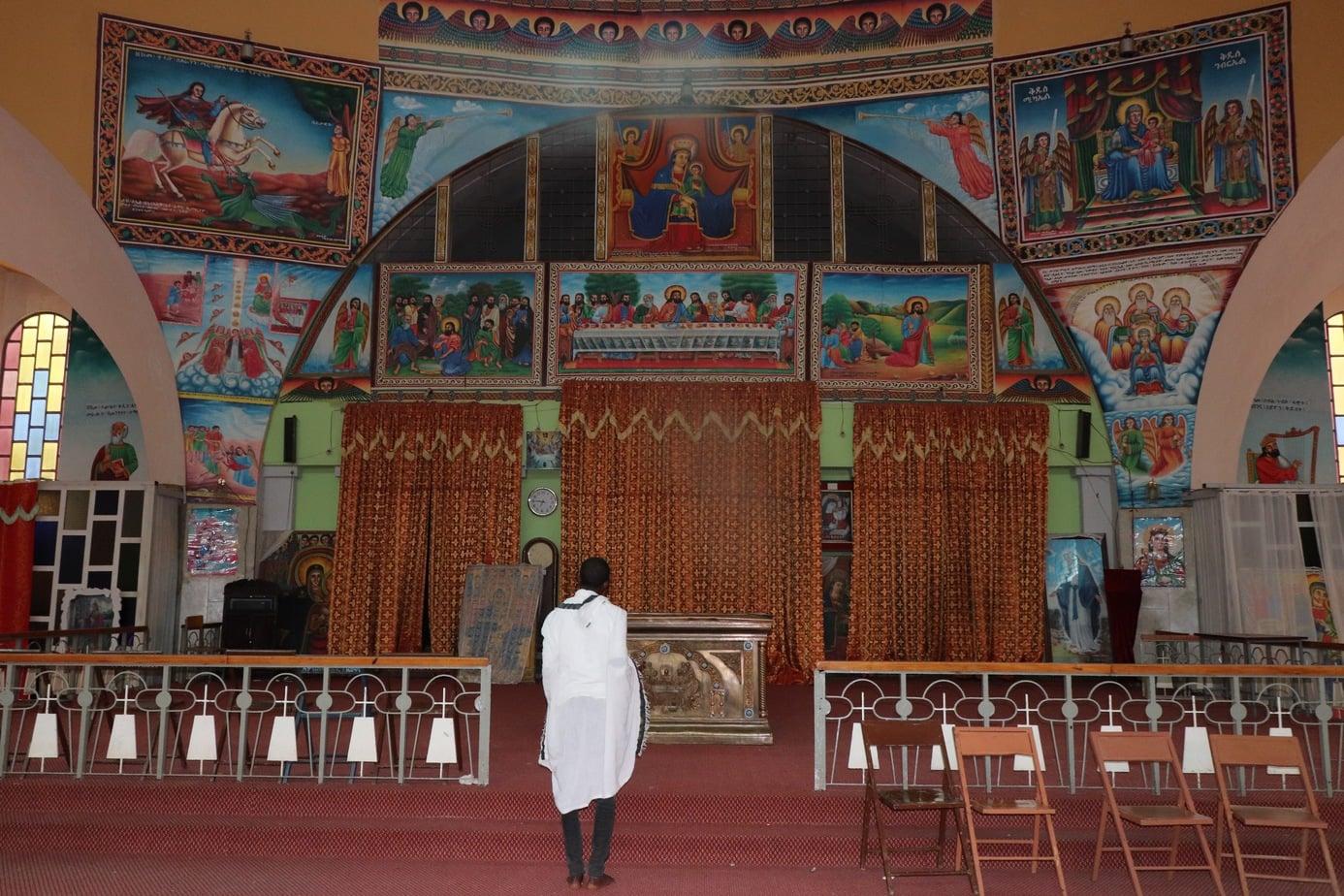 Orthodox Church Ethiopia