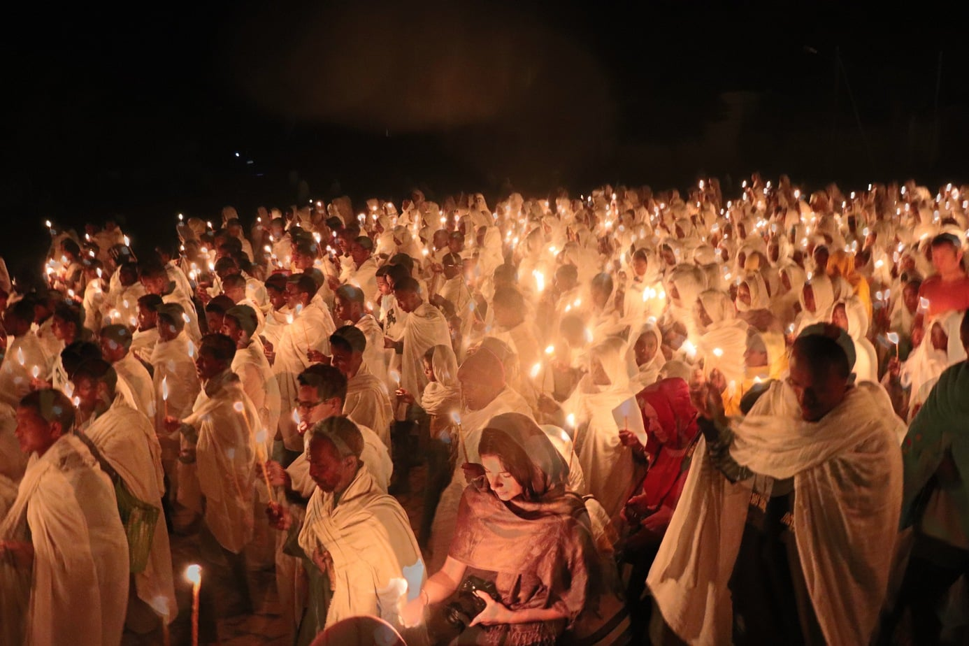 Ark of the Covenant Procession Axum