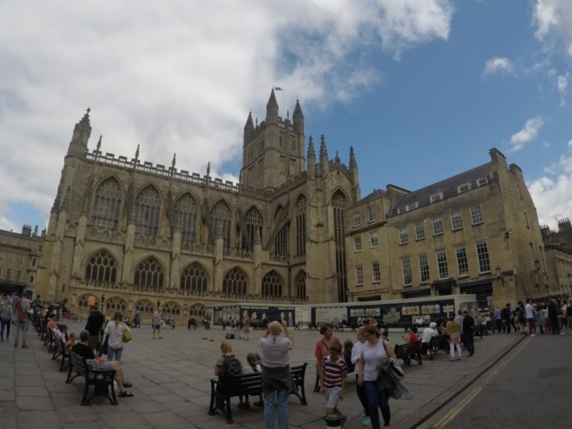 Bath Abbey, Bath England