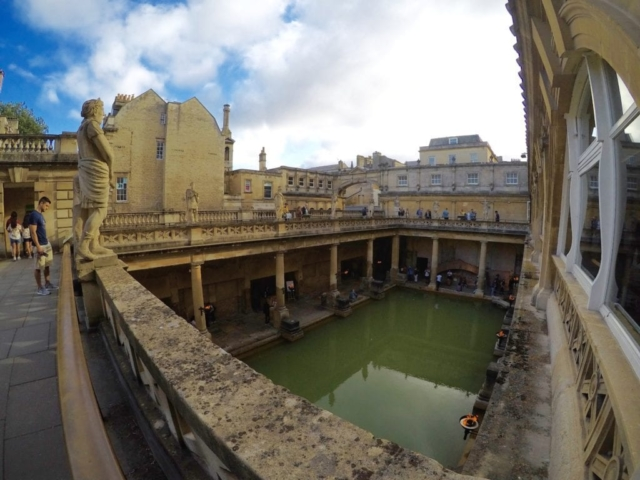 Roman Baths, Bath England