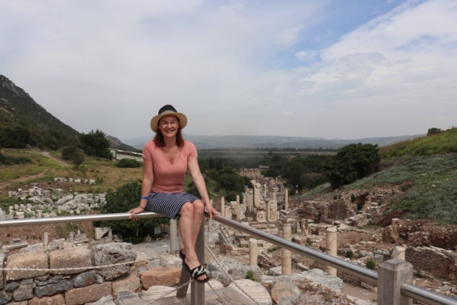 Ephesus Selçuk in İzmir Province, Turkey