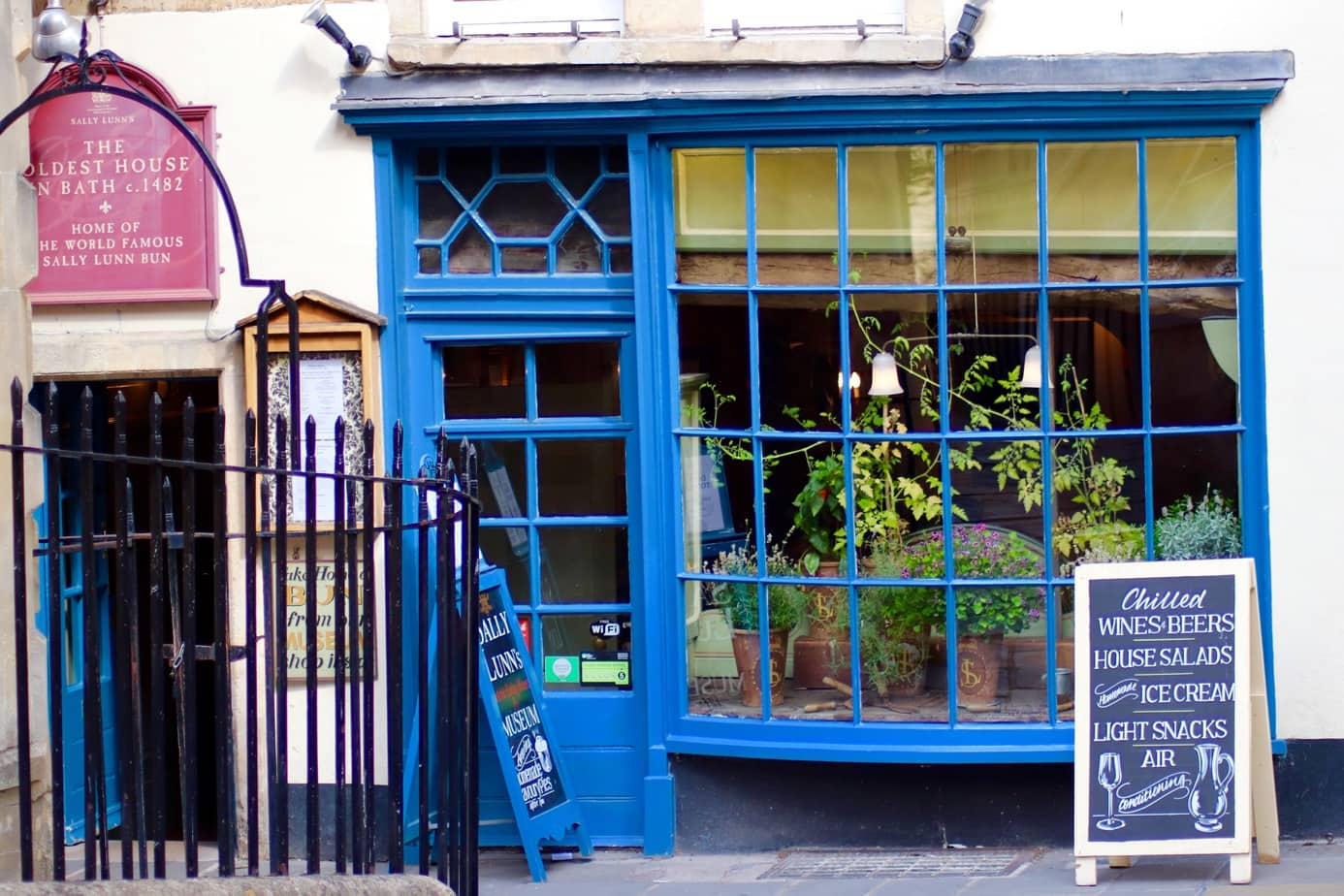 Sally Lunn eating house, Bath