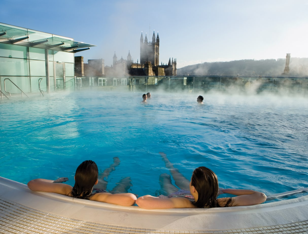 Thermae Spa, Bath, UK