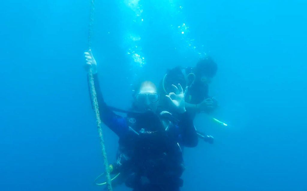 Scuba Diving Kusadasi Turkey
