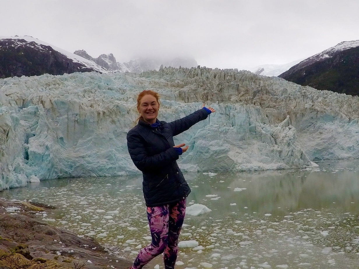Pia Glacier - Patagonia