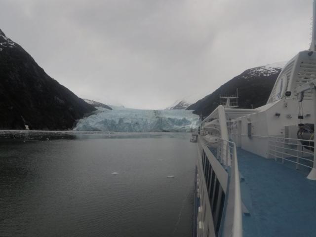 Garibaldi Glacier - Patagonia