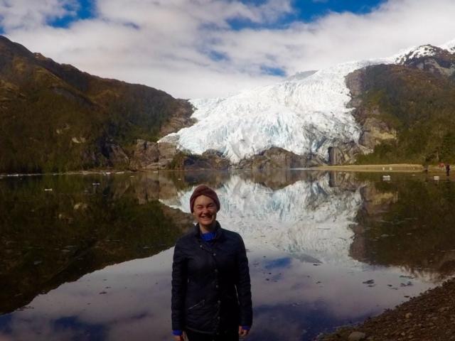 Aguila Glacier - Patagonia