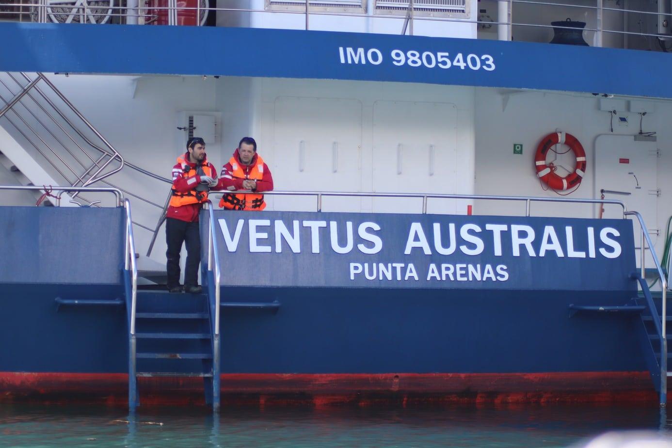 Ventus Australis Cruise Ship