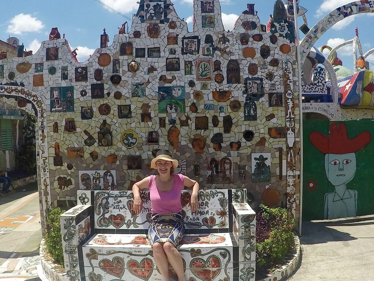 Fusterlandia in Havana
