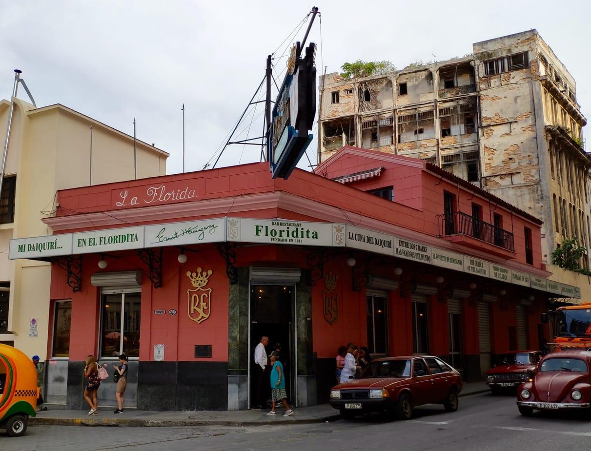 Mi Daiquiri en el Floridita - Hemingway