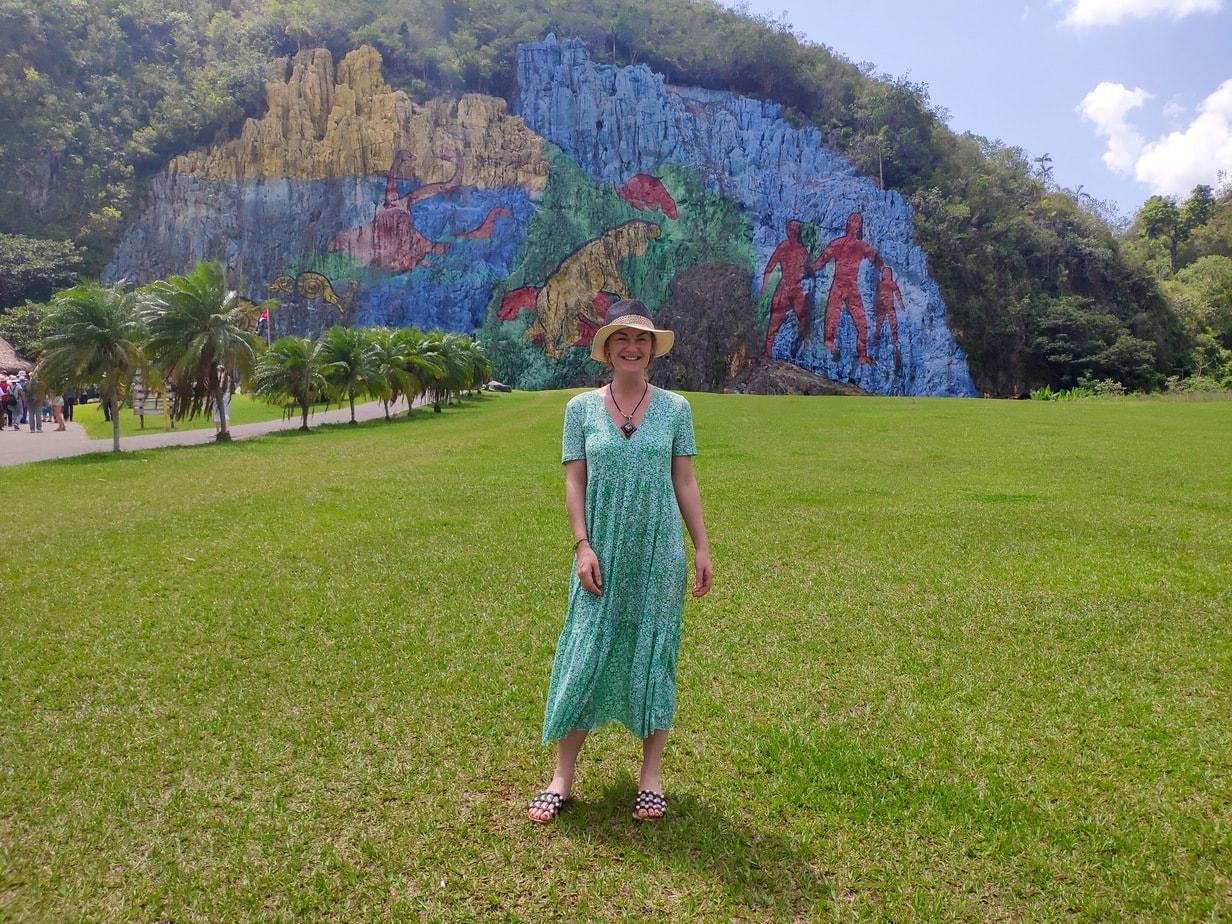 Mural de la Prehistoria in Viñales